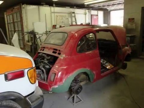 Fiat 500'ü yeniden bakın nasıl yaptı galerisi resim 1