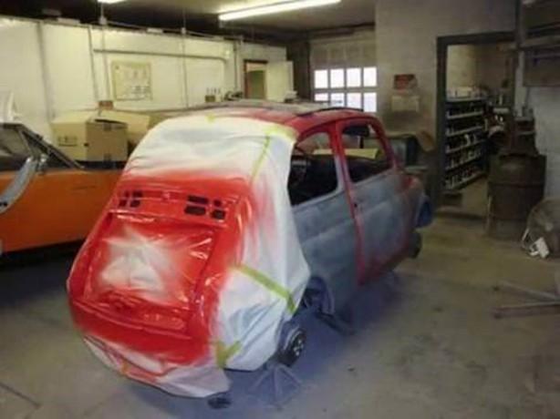 Fiat 500'ü yeniden bakın nasıl yaptı galerisi resim 10