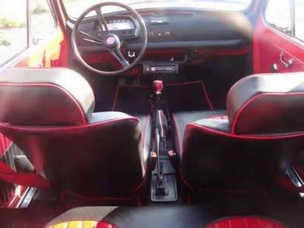 Fiat 500'ü yeniden bakın nasıl yaptı galerisi resim 20