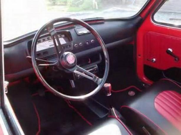 Fiat 500'ü yeniden bakın nasıl yaptı galerisi resim 21