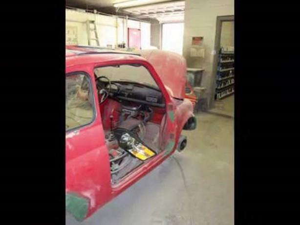 Fiat 500'ü yeniden bakın nasıl yaptı galerisi resim 22