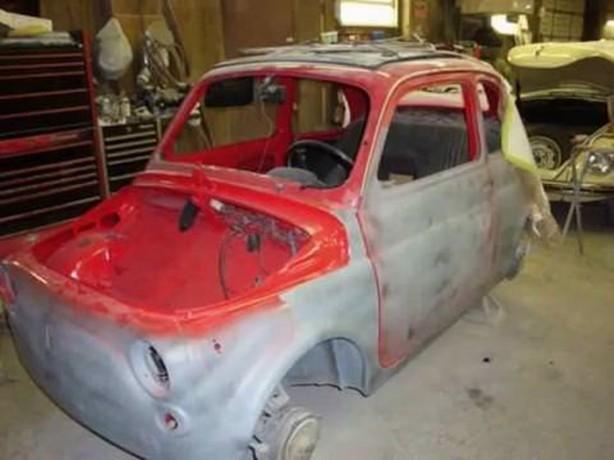 Fiat 500'ü yeniden bakın nasıl yaptı galerisi resim 24