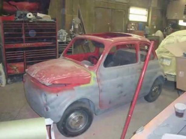 Fiat 500'ü yeniden bakın nasıl yaptı galerisi resim 26