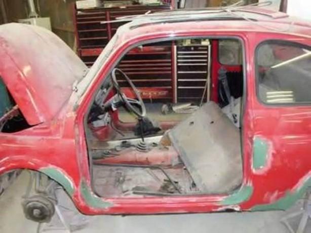 Fiat 500'ü yeniden bakın nasıl yaptı galerisi resim 27