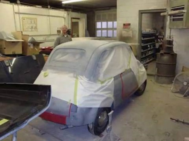Fiat 500'ü yeniden bakın nasıl yaptı galerisi resim 32
