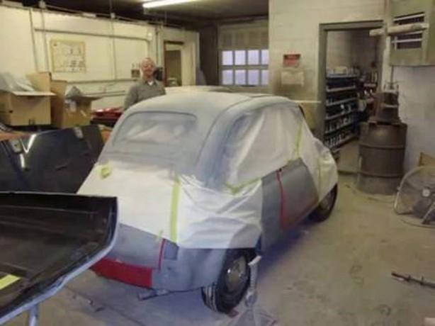 Fiat 500'ü yeniden bakın nasıl yaptı galerisi resim 33