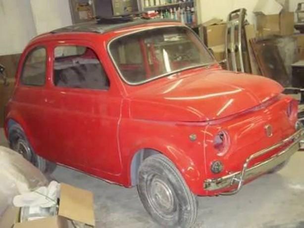 Fiat 500'ü yeniden bakın nasıl yaptı galerisi resim 34