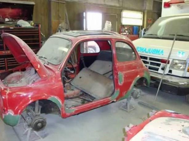 Fiat 500'ü yeniden bakın nasıl yaptı galerisi resim 37