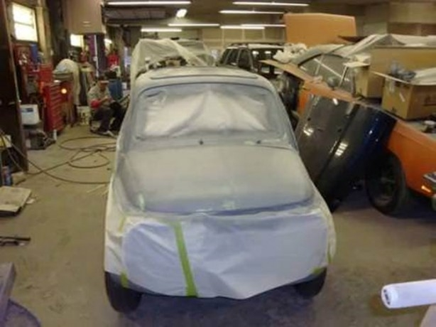 Fiat 500'ü yeniden bakın nasıl yaptı galerisi resim 38