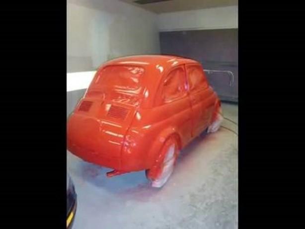 Fiat 500'ü yeniden bakın nasıl yaptı galerisi resim 4