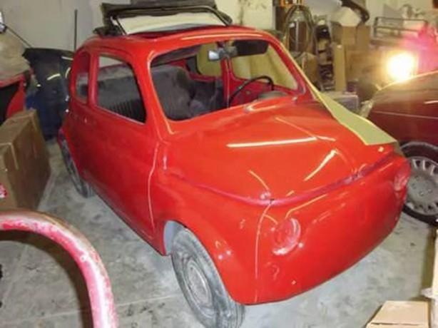 Fiat 500'ü yeniden bakın nasıl yaptı galerisi resim 40