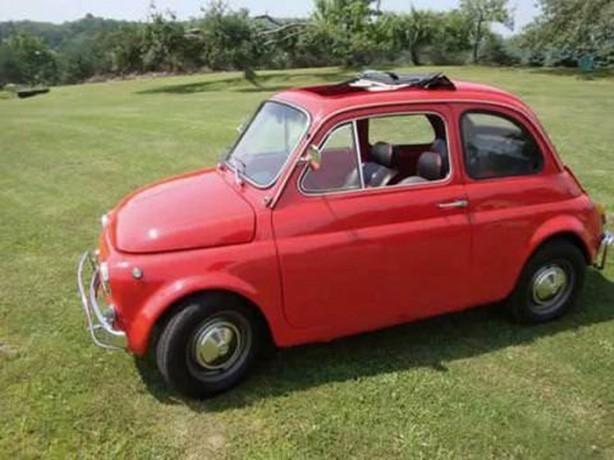 Fiat 500'ü yeniden bakın nasıl yaptı galerisi resim 41