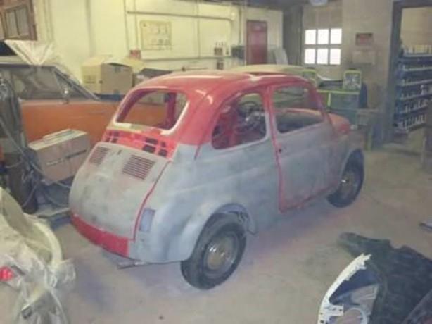 Fiat 500'ü yeniden bakın nasıl yaptı galerisi resim 42
