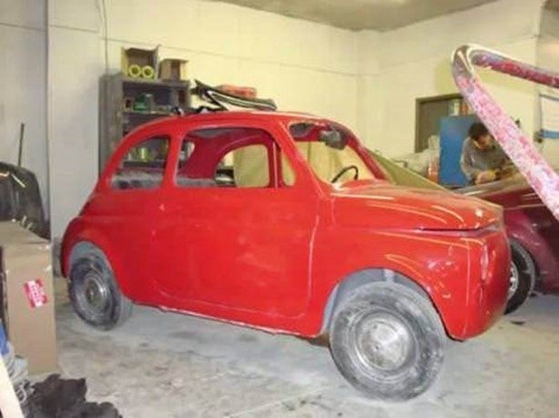 Fiat 500'ü yeniden bakın nasıl yaptı galerisi resim 43