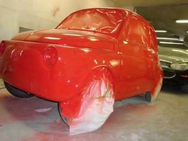 Fiat 500'ü yeniden bakın nasıl yaptı galerisi resim 44