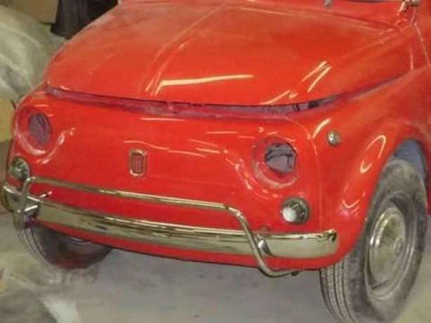Fiat 500'ü yeniden bakın nasıl yaptı galerisi resim 46