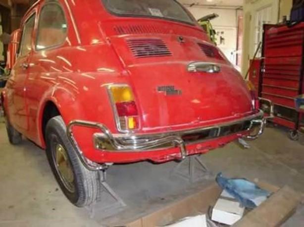 Fiat 500'ü yeniden bakın nasıl yaptı galerisi resim 48