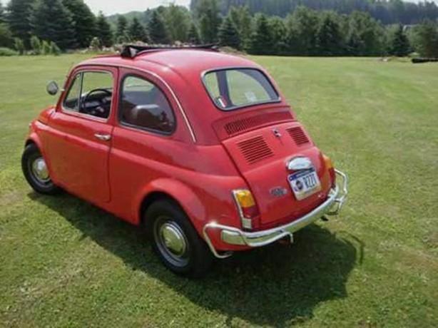 Fiat 500'ü yeniden bakın nasıl yaptı galerisi resim 49