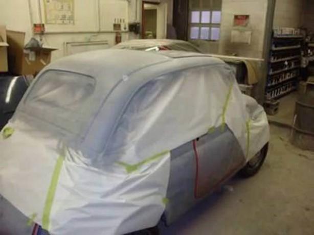 Fiat 500'ü yeniden bakın nasıl yaptı galerisi resim 5