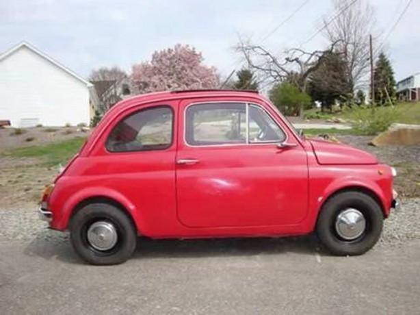 Fiat 500'ü yeniden bakın nasıl yaptı galerisi resim 50