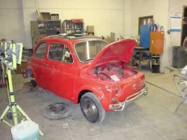 Fiat 500'ü yeniden bakın nasıl yaptı galerisi resim 6