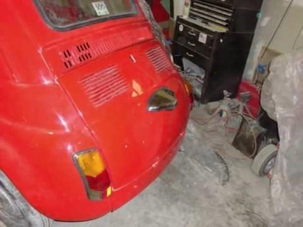 Fiat 500'ü yeniden bakın nasıl yaptı galerisi resim 7