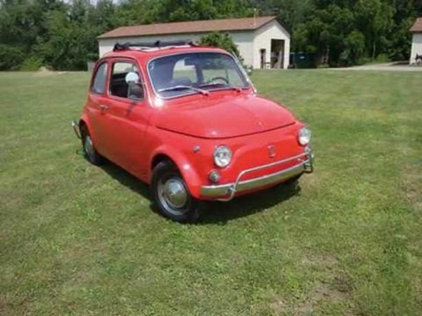 Fiat 500'ü yeniden bakın nasıl yaptı galerisi resim 9