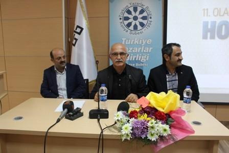 TYB Konya'da Genel Kurul heyecanı galerisi resim 3