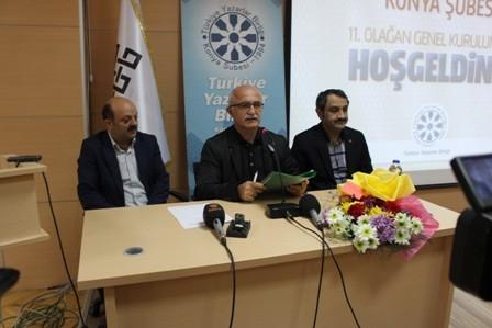 TYB Konya'da Genel Kurul heyecanı galerisi resim 4