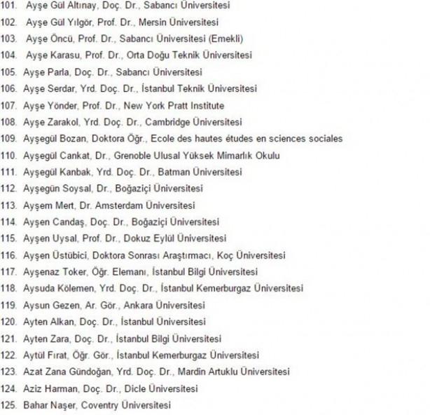 1100 akademisyen devleti 'katliamla' suçladı galerisi resim 4