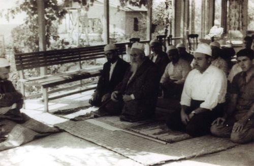 M. Zahit Kotku Hazretleri'nin bilinmeyen fotoğrafları galerisi resim 5