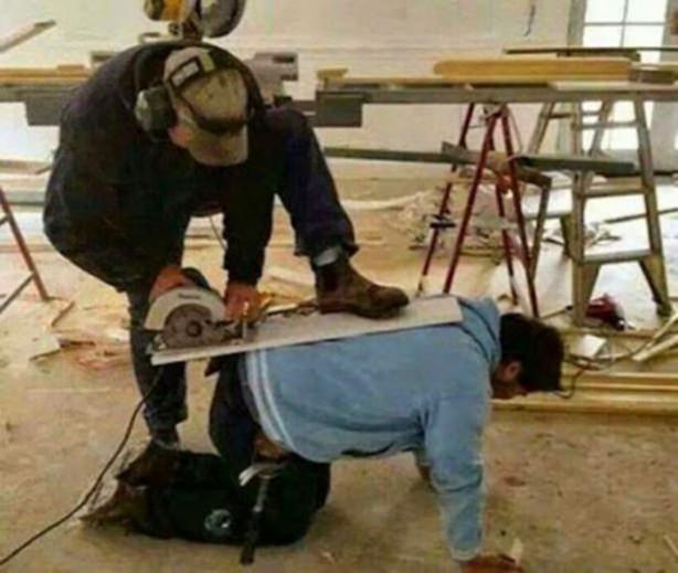 İş güvenliğini hiçe saydılar galerisi resim 1