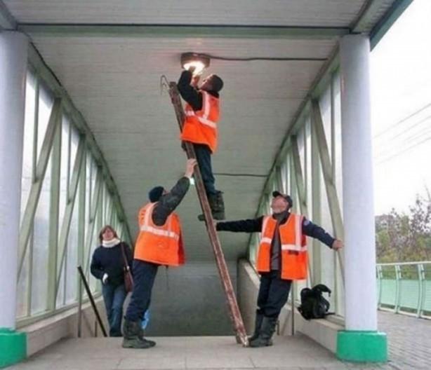 İş güvenliğini hiçe saydılar galerisi resim 12