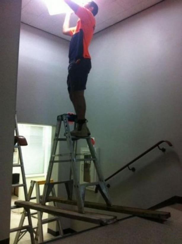 İş güvenliğini hiçe saydılar galerisi resim 27