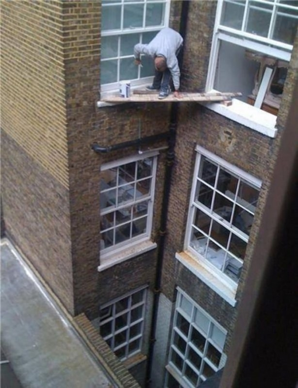 İş güvenliğini hiçe saydılar galerisi resim 7