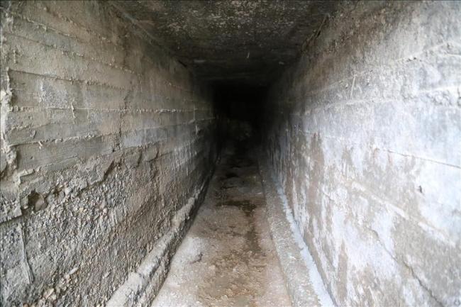 Teröristler tünel ve su kanalından kaçmışlar galerisi resim 1