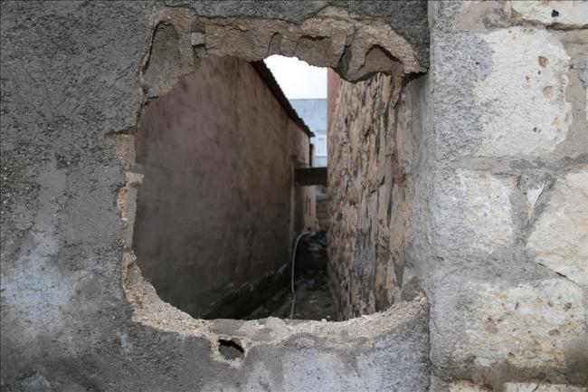Teröristler tünel ve su kanalından kaçmışlar galerisi resim 3