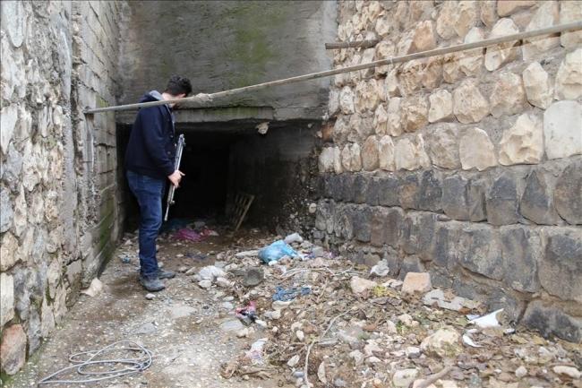 Teröristler tünel ve su kanalından kaçmışlar galerisi resim 4