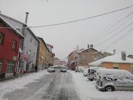 Konya ve çevresinde kartpostallık kar görüntüleri galerisi resim 13