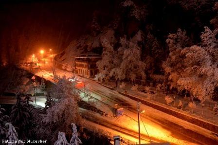 Konya ve çevresinde kartpostallık kar görüntüleri galerisi resim 25