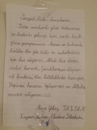 """Diyarbakır Sur'dan haber var """"GELEN MEKTUPLAR GÜÇ VERİYOR"""" galerisi resim 1"""