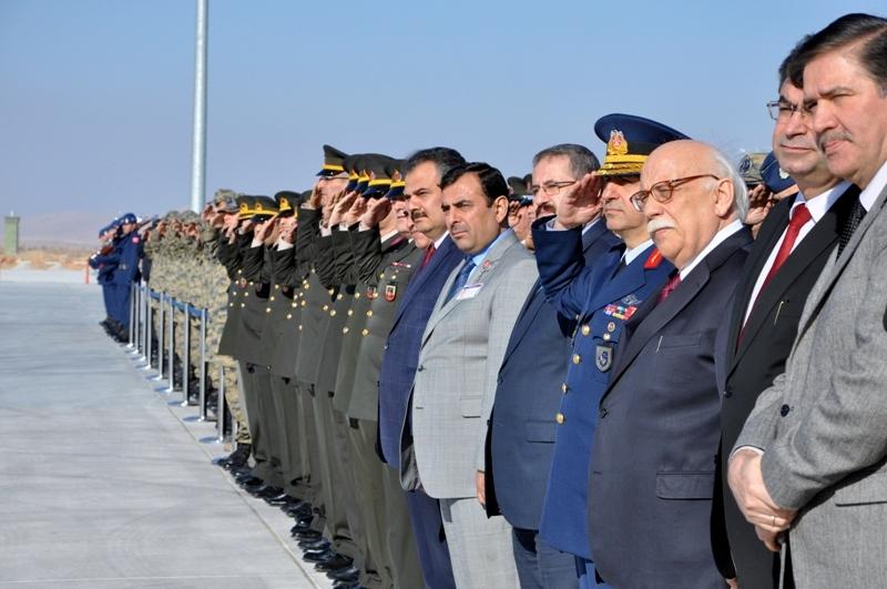 Şht. Deniz Yüzbaşı Fatih Yaşar'a son görev galerisi resim 20