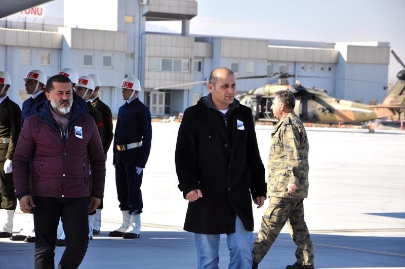 Şht. Deniz Yüzbaşı Fatih Yaşar'a son görev galerisi resim 21