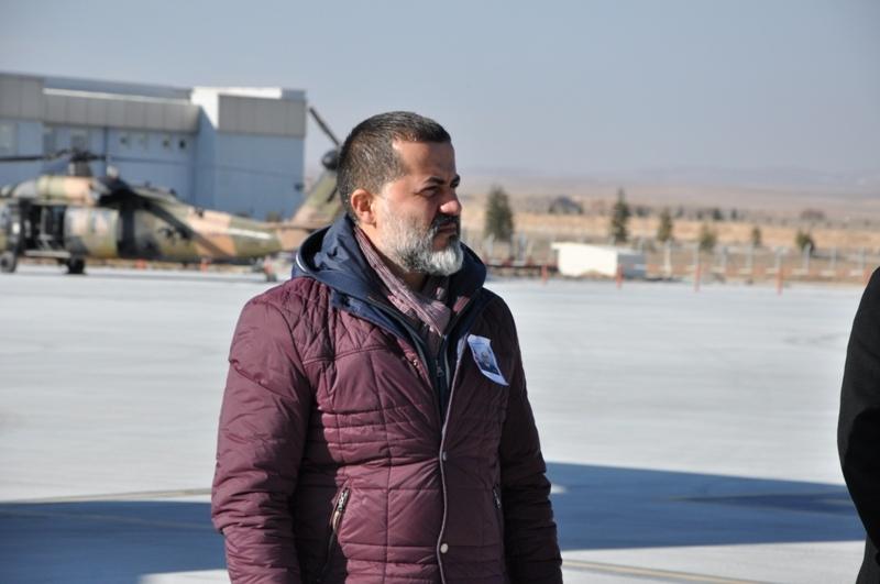 Şht. Deniz Yüzbaşı Fatih Yaşar'a son görev galerisi resim 22