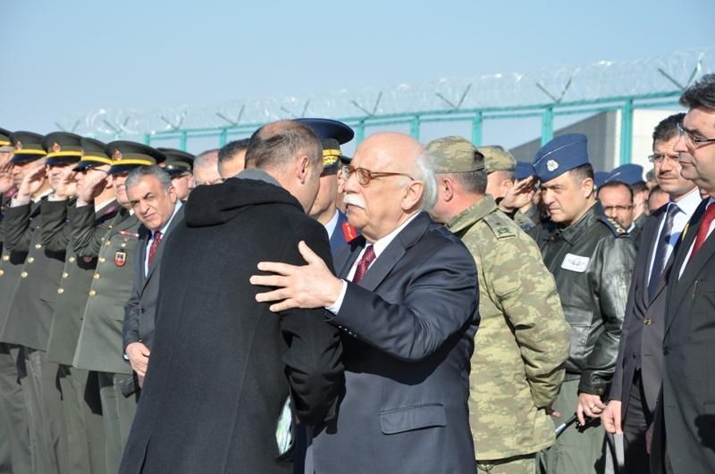 Şht. Deniz Yüzbaşı Fatih Yaşar'a son görev galerisi resim 23