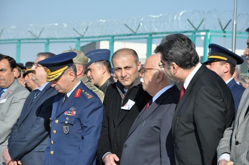 Şht. Deniz Yüzbaşı Fatih Yaşar'a son görev galerisi resim 24