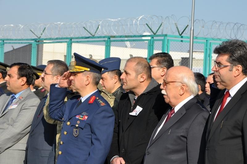 Şht. Deniz Yüzbaşı Fatih Yaşar'a son görev galerisi resim 30