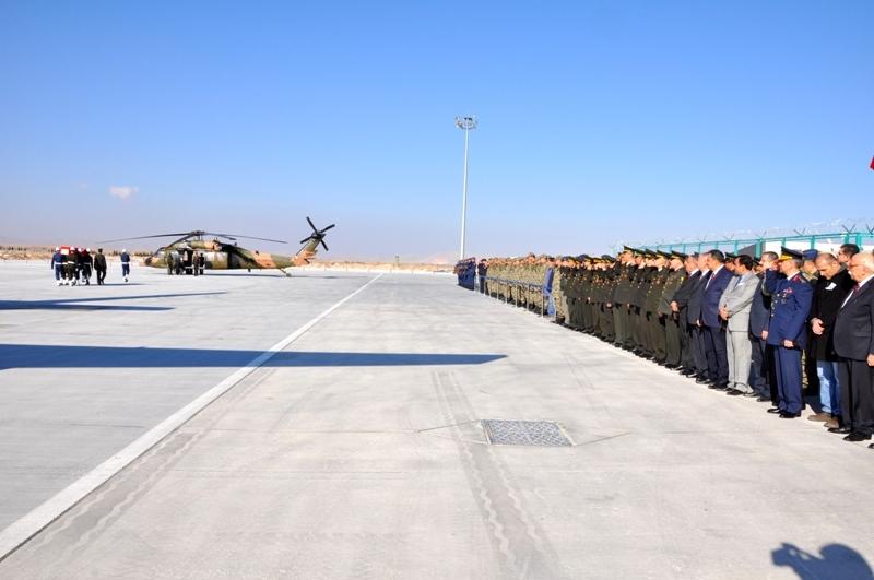 Şht. Deniz Yüzbaşı Fatih Yaşar'a son görev galerisi resim 32