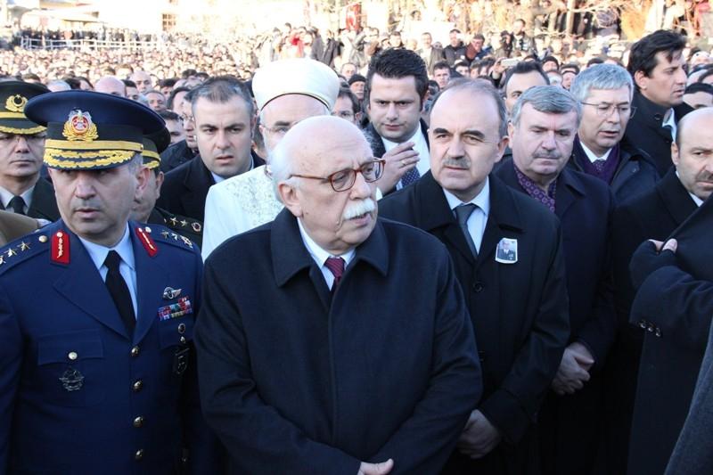 Şht. Deniz Yüzbaşı Fatih Yaşar'a son görev galerisi resim 49
