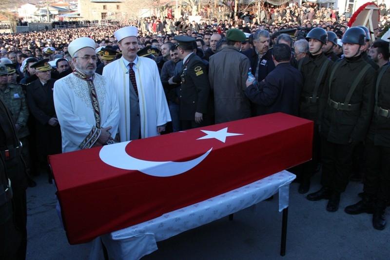Şht. Deniz Yüzbaşı Fatih Yaşar'a son görev galerisi resim 51